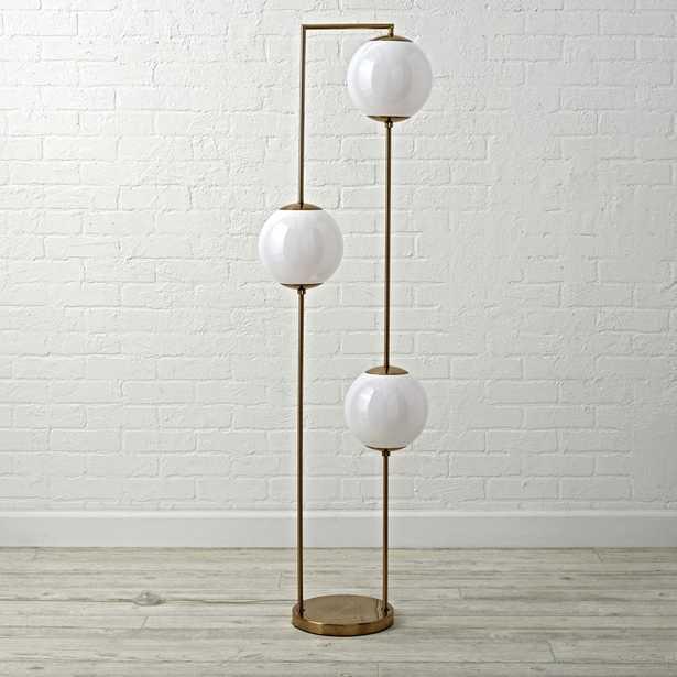 Cosmos Floor Lamp - Crate and Barrel