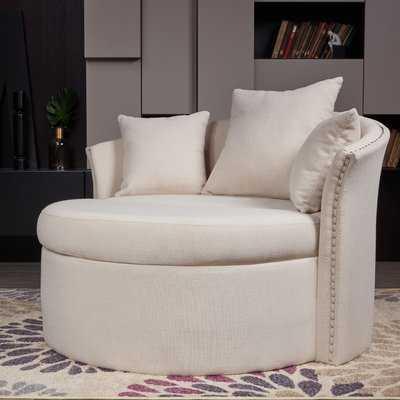 Jeanne Barrel Chair - Wayfair