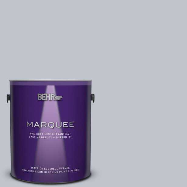 BEHR MARQUEE 1 gal. #N540-2 Glitter Color Eggshell Enamel Interior Paint and Primer in One - Home Depot