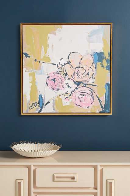She Believed She Could So She Did Wall Art - Anthropologie