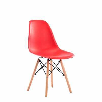 Wrenshall Social Mid-Century Side Chair - Wayfair