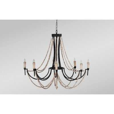 Percy 8-Light Candle-Style Chandelier - Wayfair