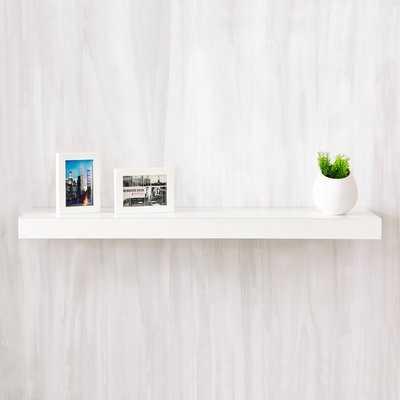 "Wall Shelf 36"" Eco Floating Display Shelf - Wayfair"