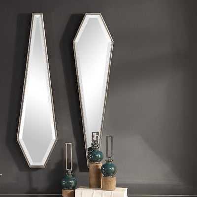 Annabella Modern Accent Mirror - Wayfair