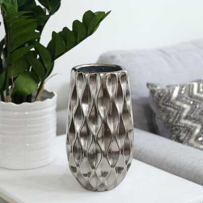 Rockville Ceramic Table Vase - Wayfair