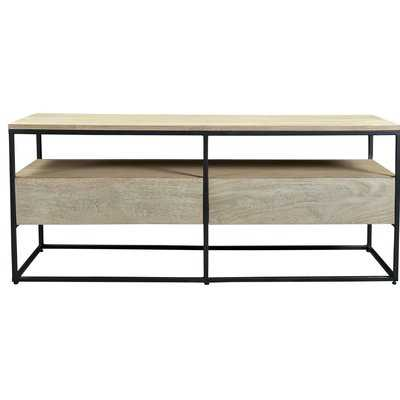 Behan Solid Wood TV Stand for TVs up to 55 inches - AllModern