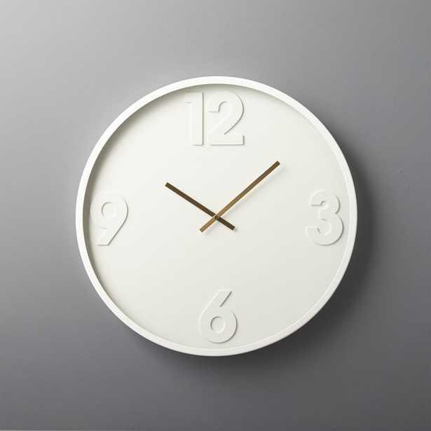 Mello Wall Clock - CB2