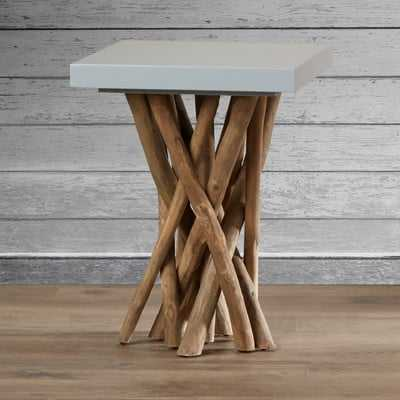 Margarita End Table - Wayfair