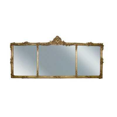 Georgian Mantel Mirror - Wayfair