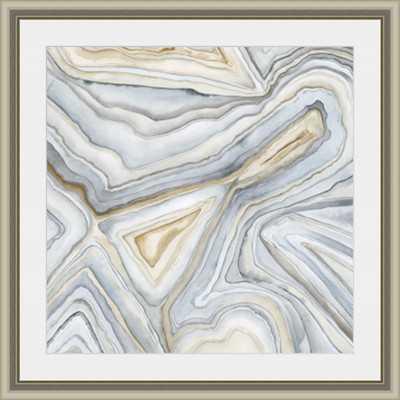 'Louisiana Heron' Picture Frame Graphic Art - Birch Lane