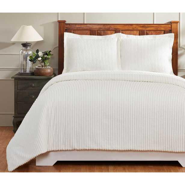 Aspen Natural King Comforter Set - Home Depot