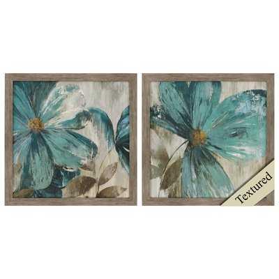Gisel 2 Piece Framed Painting Print Set - Wayfair