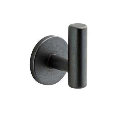Quintero Industrial Post 2 Single Prong Wall Hook - Wayfair