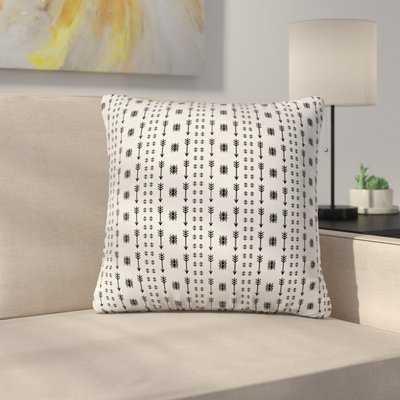 Modern Tribal Pillow Cover - Wayfair