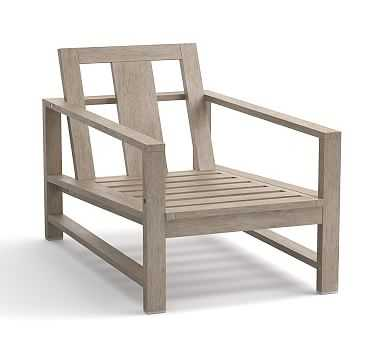 Indio Occasional Chair - Pottery Barn