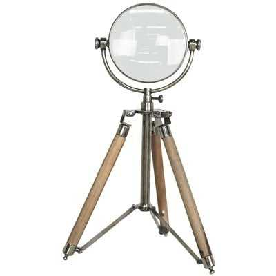 Lamarre Magnifying Glass With Tripod - Wayfair