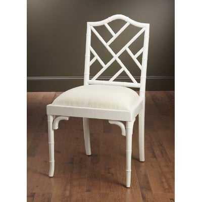 Hilal Solid Wood Dining Chair - Wayfair