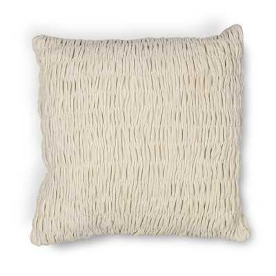Milford Indoor/Outdoor Velvet Throw Pillow - Wayfair