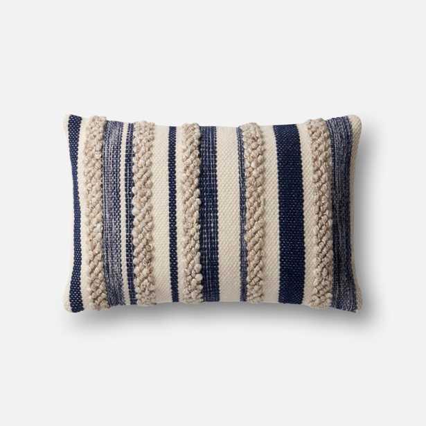 PILLOWS - NAVY / IVORY - Loma Threads