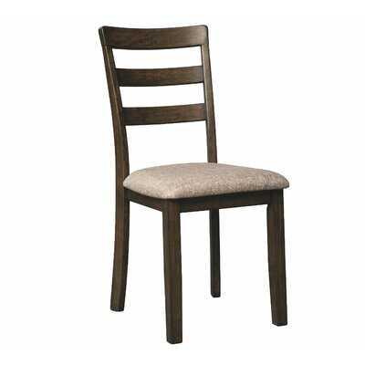 Alviso Upholstered Dining Chair- set of 2 - Wayfair