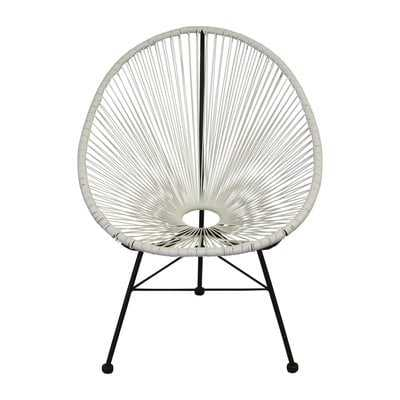 Delk Stacking Patio Dining Chair - AllModern