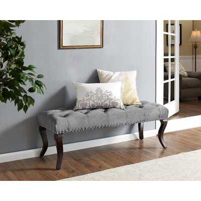 Madiun Upholstered Bench - Wayfair
