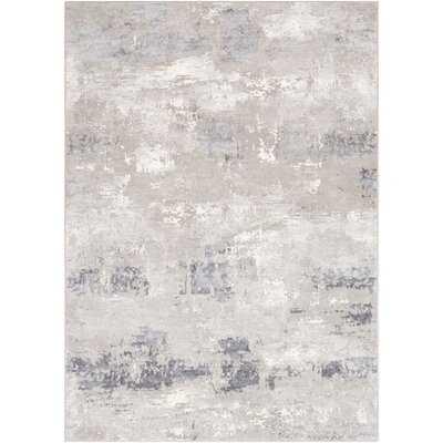 Winchester Abstract Charcoal/Light Gray Area Rug - Wayfair