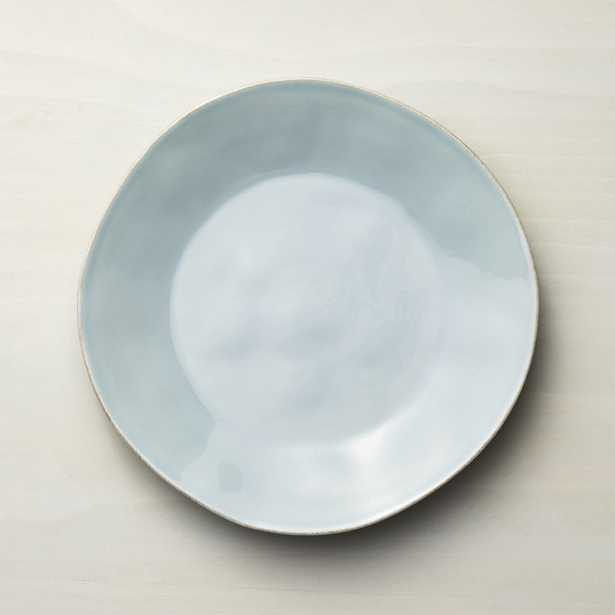 Marin Blue Dinner Plate - Crate and Barrel