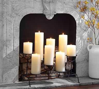 Fireplace Candlelight Holder - Pottery Barn