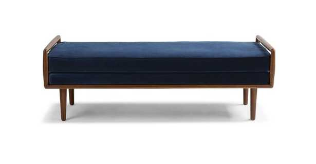 Ansa Cascadia Blue Bench - Article