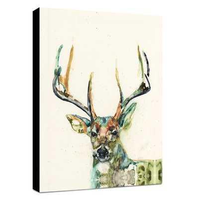 Wildlife, Birds & Animals 'Custom Hi Fi Wildlife II' Painting Print on Wrapped Canvas - Wayfair