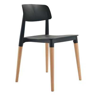 Linco Solid Wood Dining Chair - AllModern