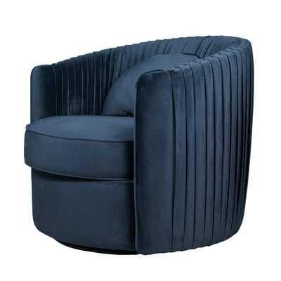 Alan Swivel Barrel Chair - AllModern