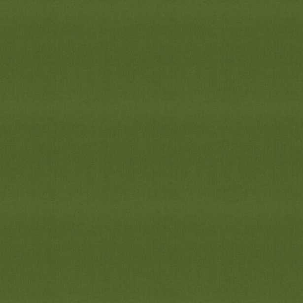 Ballard Designs Everyday 10oz Linen Green Fabric by the Yard - Ballard Designs
