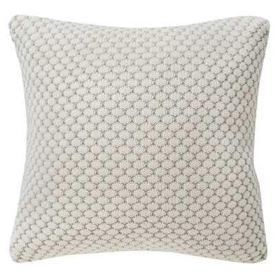 Deauville Knit Throw Pillow - Wayfair