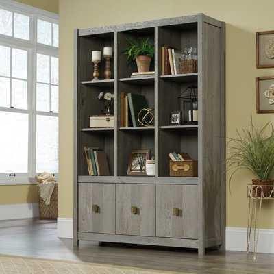 Mystic Oak Strauss Cube Unit Standard Bookcase - Wayfair