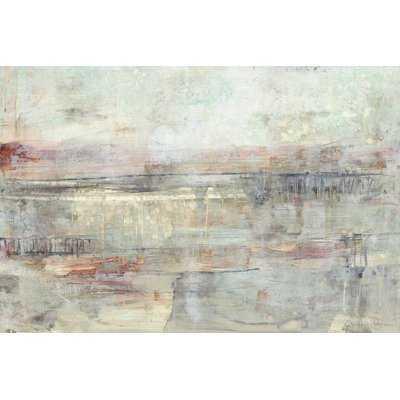 'Soft Scape III' Acrylic Painting Print on Canvas - Wayfair