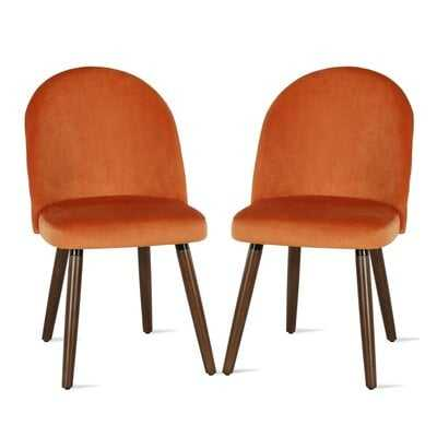 Burma Upholstered Dining Chair - Wayfair
