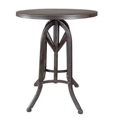 Industrial Revolution End Table - Wayfair