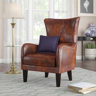 Ilminster Wingback Chair - Birch Lane