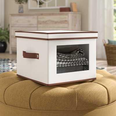 Urban Window Storage Box - Wayfair