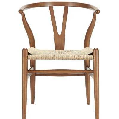 Housley Woodcord Solid Wood Dining Chair - Wayfair