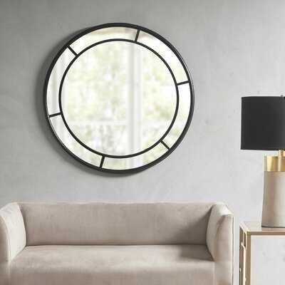 Martha Stewart Katonah Round Accent Mirror - Wayfair