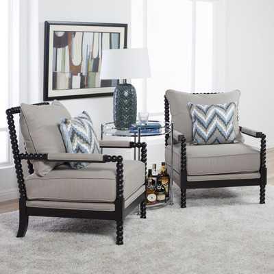 Colonnade Spindle Armchair - Wayfair