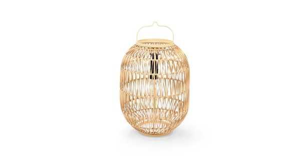 Bori Large Natural Lantern - Article
