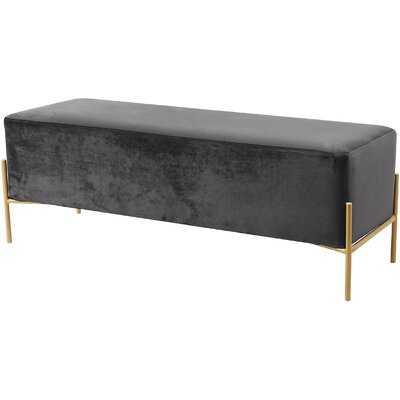 Reese Upholstered Bench - AllModern