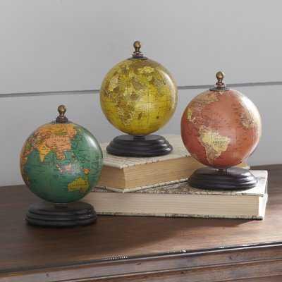 Mini Globe Set - Birch Lane