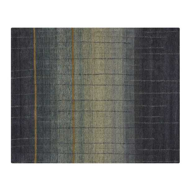 Dillane Ombre Rug 8'x10' - Crate and Barrel