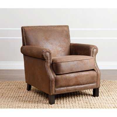 "Asbury Nucla 28.3"" W Club Chair - Wayfair"