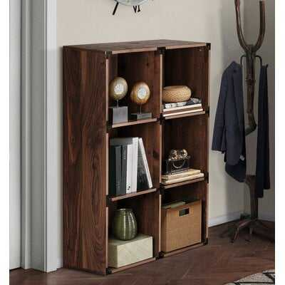 Orman Cube Bookcase - Wayfair